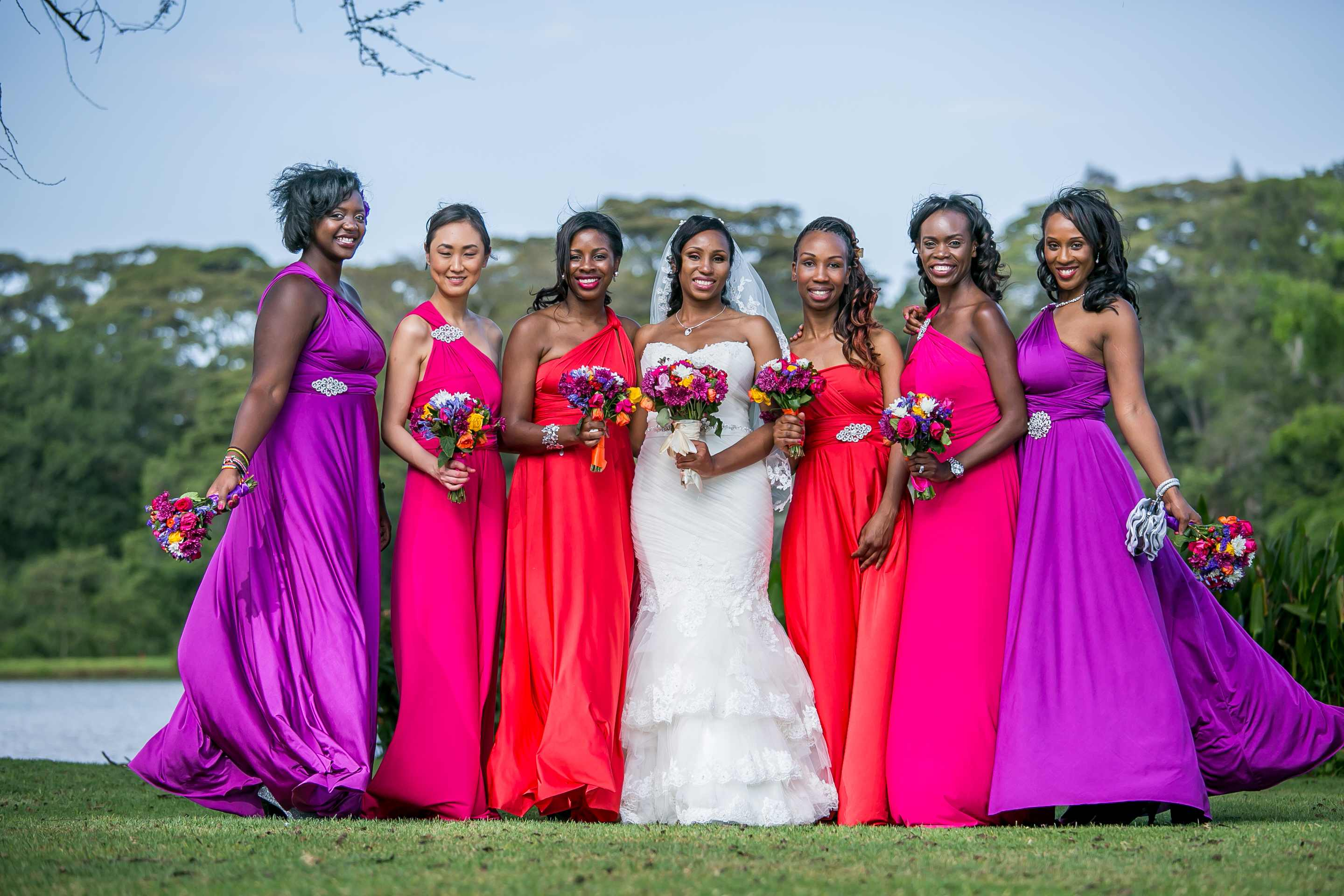 How to choose bridesmaids dresses samanthasbridal d1a2202 ombrellifo Gallery
